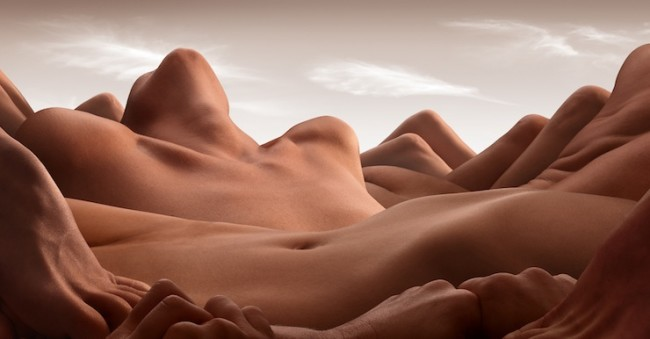 The Valley of the Reclining Women